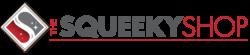 Squeeky shop logo